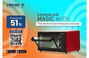 Sstttt... Ini 3 Keunggulan Lock n Lock Magic Oven, Dapatkan secara Eksklusif Hanya di Aplikasi eMShop!