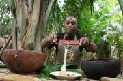 9 Fakta Papeda, Makanan Pokok Masyarakat Papua