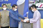 Diperangi AS, Huawei Banjir Pujian dari Perdana Menteri Thailand