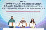 Peruri dan BPPT Kaji Penerapan Teknologi Solusi Digital pada Instansi Pemerintah