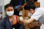 Siap-siap! Ojol hingga Sopir Bis Disuntik Vaksin Minggu Depan