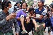 Dewan Keamanan PBB Kutuk Kekerasan Terhadap Demonstran di Myanmar