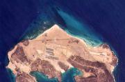 Konstruksi Lapangan Udara Misterius Muncul di Pulau Yaman