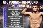 Inilah Top 10 UFC P4P: Kejutan Khabib No 1, Sinyal Comeback Menguat
