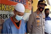 Nekat Curi Kawat Bra dari Pabrik, Pria di Cianjur Diringkus Polisi