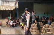 Asyik Judi Sabung Ayam, 25 Orang Penjudi Tak Berkutik Digerebek Polresta Tasikmalaya