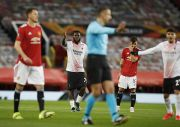 Babak I: Gol Franck Kessie ke Gawang Manchester United Dianulir