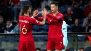 Fernandes Murka Ronaldo Jadi Kambing Hitam Kandasnya Juventus di Liga Champions