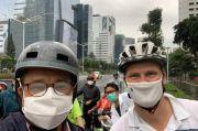 Dubes Denmark Puji Jakarta: Semakin Menuju Kota Ramah Sepeda
