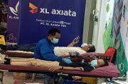 Donor Plasma Konvalesen, Karyawan XL Axiata Terus Gerilya Lawan COVID-19