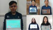 Inovasi Mahasiswa ITS untuk Kurangi Limbah Baterai Komersial Diganjar Emas