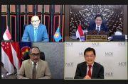 Gebrakan Menko Airlangga: Bikin 3 Jembatan Pacu Investasi Singapura ke RI!