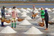 Menteri Trenggono Minta Pemasaran Garam Secara Online Digenjot