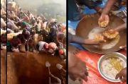 Ribuan Orang Serbu Gunung Penuh Emas, Ini Videonya yang Viral