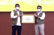 Raih Penghargaan BNPB, ILUNI UI Komitmen Bantu Pemerintah Atasi Bencana