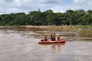 Nelayan Lubuk Keliat Ogan Ilir Tenggelam Terbawa Arus Sungai Ogan