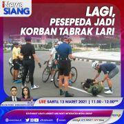 Lagi, Pesepeda Jadi Korban Tabrak Lari, Simak Selengkapnya di iNews Siang Hari Ini Pukul 11.00 WIB