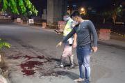 Pengendara Motor di Bekasi Jadi Korban Pembacokan Orang Tak Dikenal