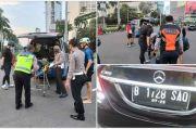 Polisi Ringkus Penabrak Sepeda di Bundaran HI