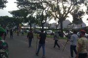 Bentrok Ormas di Tangsel, Situasi Mencekam Lalu Lintas Ditutup