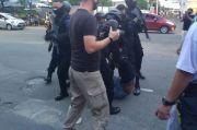Polisi Amankan Anggota Ormas dari Lokasi Bentrokan di Graha Raya Tangsel