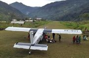 OPM Sandera Pilot Susi Air dan 3 Penumpang di Kabupaten Puncak Papua