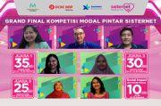 Deretan Jawara Kompetisi Modal Pintar Sisternet XL Axiata