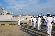 Dubes RI Lepas KRI SIM-367 dan Kontingen Garuda XXVIII-M UNIFIL dari Colombo
