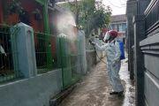 44 Warga Satu Kelurahan Terpapar COVID-19, Tim Satgas Lakukan Sterilisasi