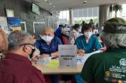 Dukung Pemerintah Lawan COVID-19, ILUNI UI Buka Sentra Vaksinasi Lansia