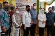 Di Hadapan 3 Menteri Jokowi, Wabup Gresik Singgung Kelangkaan Pupuk