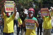 Setahun Dipotong Alasan COVID-19, Karyawan PT EJM Demo Minta Gaji Disesuaikan Lagi
