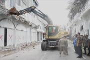 Oknum Anggota DPRD Medan Diduga Backup Bangunan Bermasalah