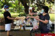 Moeldoko Bercelana Pendek Beli Sayur, Iwan Fals: Mana Nyangka Itu Mantan Panglima