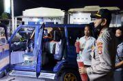 Belasan Karung Miras Jenis Tuak Dipesan Secar Online, di Tengah Jalan Disita Polisi