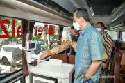 Bisnis Tergerus Covid, Menhub Ajak Operator Bus Berpikir Kreatif