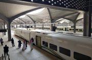 Saudi Kembali Operasikan Kereta Cepat Makkah-Madinah