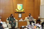 TNI-Polri Perkuat Sinergi Penegakan Disiplin Personel