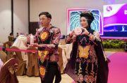 Peragaan Busana Batik Madura Ramaikan Famgath DrW Skincare