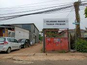 Rumah Dipagari Beton di Ciledug, Pemilik Tanah Ingin Beli Kembali Kolam Renang Rp500 Juta