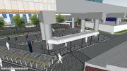 Usai Didatangi Anies, Begini Penampakan Wajah Baru Kawasan Stasiun Gondangdia