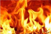 Kios Pertamini Dilalap Api, Ayah dan Bayi Alami Luka Bakar