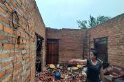 Puting Beliung Kembali Hantam 12 Rumah Warga di Bangka Selatan