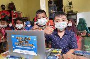 Asuransi Jasindo Sediakan Jaringan Internet untuk Para Siswa di Jateng dan Yogya