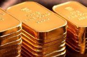 Turun Lagi, Harga Emas di Awal Pekan Berkurang Rp2.000 per Gram