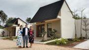 Sinar Gading Group Tawarkan Rumah Tropis Berdesain Jepang