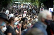 Protes Skandal Pemerkosaan, Ribuan Wanita Demo di Seluruh Australia