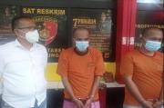 Jual Barang Bekas, 2 Pria Ngaku Anggota Tim Prabu Ditangkap