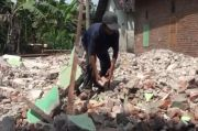 Tragis, Rebutan Harta dengan Mantan Istri, Rumah Kasnan Dihancurkan Rata dengan Tanah