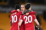 Pengkhianatan Diogo Jota, Liverpool Bekuk Wolves di Molineux